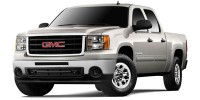 Used, 2011 GMC Sierra 1500 SLE, Blue, P2603-1