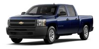 Used, 2009 Chevrolet Silverado 1500, Black, P1650-1