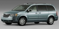 Used, 2009 Chrysler Town & Country Touring, Blue, 29212A-1