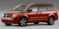 Used, 2009 Dodge Grand Caravan SXT, Gold, 31709A-1