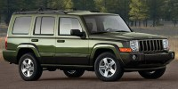 Used, 2009 Jeep Commander Sport, Gray, JL257A-1