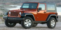 Used, 2009 Jeep Wrangler Sahara, Red, DP53491A-1