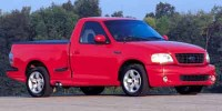 Used, 2001 Ford F-150 SVT Lightning, Silver, B11702AA-1