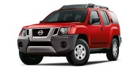 Used, 2009 Nissan Xterra S, Red, BT5532A-1