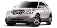 Used, 2009 Buick Enclave CX, Red, H55392A-1