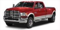 Used, 2010 Dodge Ram 3500 Laramie, Black, 29299-1
