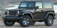 Used, 2010 Jeep Wrangler Sport, Red, W119-1