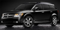 Used, 2010 Dodge Journey R/T, Black, 29048-1