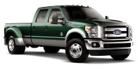 Used, 2011 Ford Super Duty F-350 DRW, White, 28356B-1