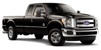 Used, 2012 Ford Super Duty F-350 SRW, Blue, 30960A-1