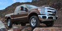 Used, 2011 Ford Super Duty F-250 SRW, Red, CD12769A-1
