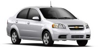 Used, 2011 Chevrolet Aveo LT w/1LT, Gray, 31902A-1