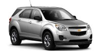 Used, 2010 Chevrolet Equinox LS, Black, 27381X-1