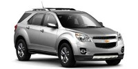 Used, 2010 Chevrolet Equinox LTZ, Silver, DP53516A-1