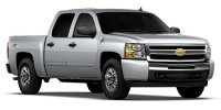 Used, 2012 Chevrolet Silverado 1500 LS, Black, 32050-1
