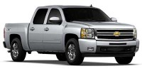 Used, 2012 Chevrolet Silverado 1500 LTZ, Black, 31697A-1