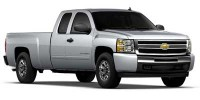Used, 2012 Chevrolet Silverado 1500, Black, 27470-1