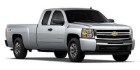 Used, 2011 Chevrolet Silverado 1500 LT, Black, 31766-1