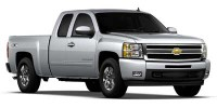 Used, 2010 Chevrolet Silverado 1500 LTZ, Black, 28504-1