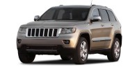 Used, 2012 Jeep Grand Cherokee Overland, Black, 22650A-1