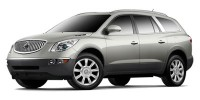 Used, 2011 Buick Enclave CXL-2, Black, BT3686-1