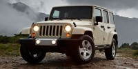 Used, 2011 Jeep Wrangler Unlimited 70th Anniversary, Silver, W151-1