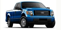 Used, 2011 Ford F-150, Black, P2618-1