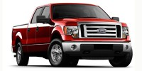 Used, 2011 Ford F-150, Red, W72-1