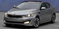 Used, 2011 Kia Optima LX, Black, 27136-1