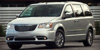 Used, 2013 Chrysler Town & Country Touring, Blue, 31561A-1