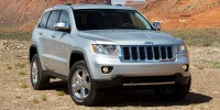 Used, 2011 Jeep Grand Cherokee Overland, Green, 29835-1