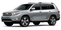 Used, 2012 Toyota Highlander Limited, Gray, 32558-1