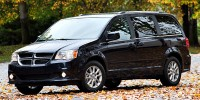Used, 2012 Dodge Grand Caravan SXT, Black, 30592A-1
