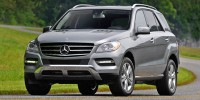 Used, 2012 Mercedes-Benz ML 350 ML 350 4-MATIC, White, P37499-1