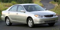 Used, 2002 Toyota Camry LE, Red, 18C1504C-1