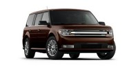 Used, 2013 Ford Flex SEL, Red, 30214-1