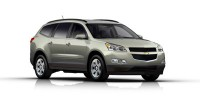 Used, 2012 Chevrolet Traverse LT w/1LT, White, BT5247-1