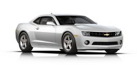 Used, 2012 Chevrolet Camaro 1LT, Silver, 28454A-1