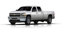 Used, 2012 Chevrolet Silverado 2500HD Work Truck, White, 30714A-1