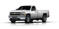 Used, 2013 Chevrolet Silverado 2500HD Work Truck, White, 15025-1