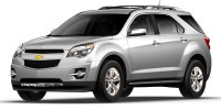 Used, 2013 Chevrolet Equinox LTZ, Black, 28134-1