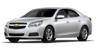 Used, 2013 Chevrolet Malibu LT, Gray, 28441A-1