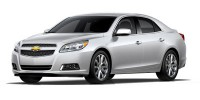 Used, 2013 Chevrolet Malibu LTZ, Blue, 28610-1