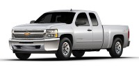 Used, 2013 Chevrolet Silverado 1500 LT, White, 31661-1