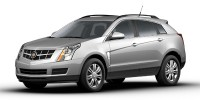 Used, 2013 Cadillac SRX Performance Collection, Silver, 32005A-1