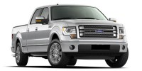 Used, 2013 Ford F-150 Platinum, Black, BT5014-1