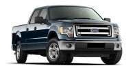 Used, 2013 Ford F-150, Blue, W314-1