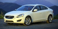Used, 2013 Volvo S60, White, 22974A-1
