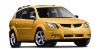 Used, 2003 Pontiac Vibe 4dr HB, Red, W297-1