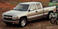 Used, 2002 Chevrolet Silverado 1500 LS, Blue, 30305A-1